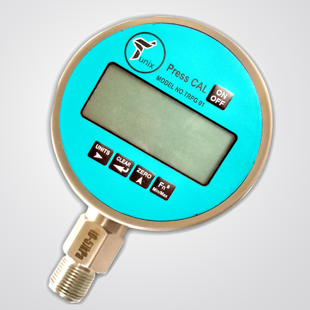 Digital Pressure Guage( Range upto 1000 Bar) TRPG-01